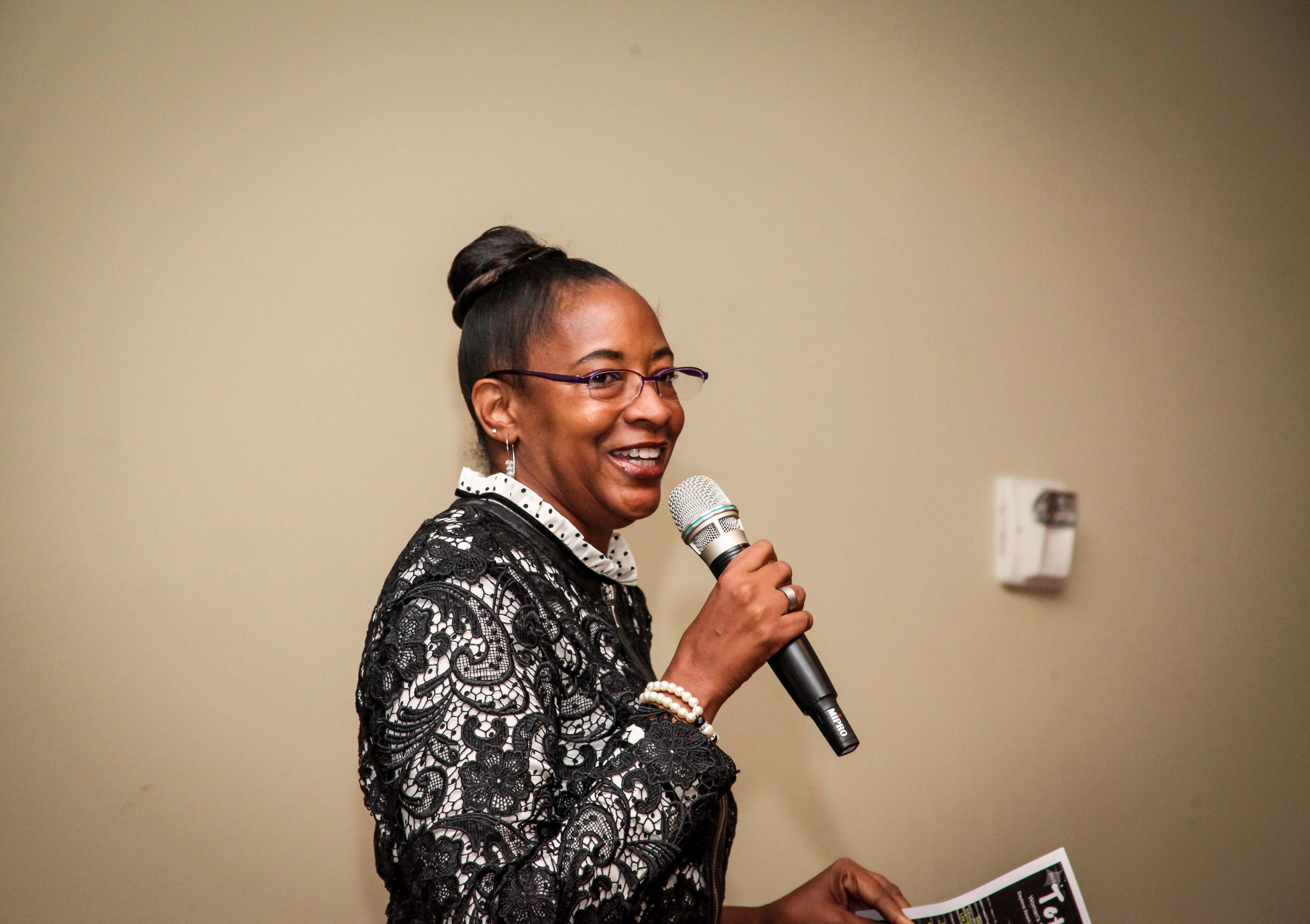 symposium Pastor Seletha Bradley
